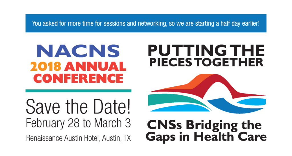2018 Annual Conference | NACNS :: National Association of