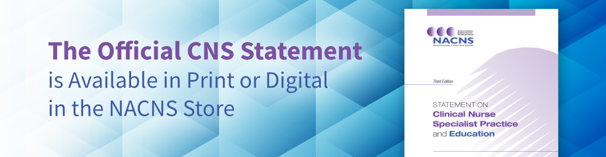 The Official CNS Statement